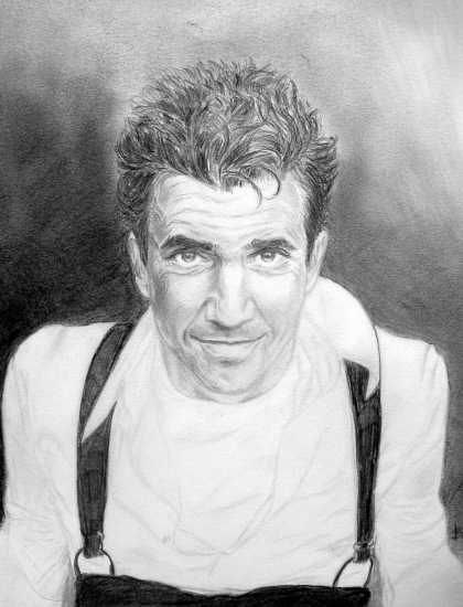 Mel Gibson by bashya